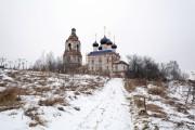 Церковь Василия Великого на Едке - Кулемесово - Вологодский район - Вологодская область