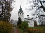Церковь Илии Пророка - Палех - Палехский район - Ивановская область