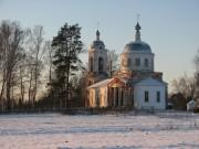 Церковь Воскресения Словущего - Беклемищи - Пестяковский район - Ивановская область