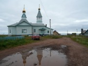 Церковь Тихвинской иконы Божией Матери - Кашкаранцы - Терский район - Мурманская область