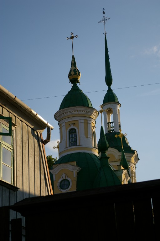 Церковь Екатерины, Пярну