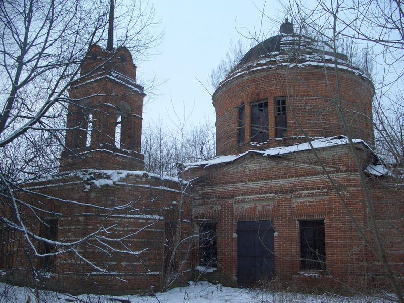 Церковь Димитрия Солунского, Завалово
