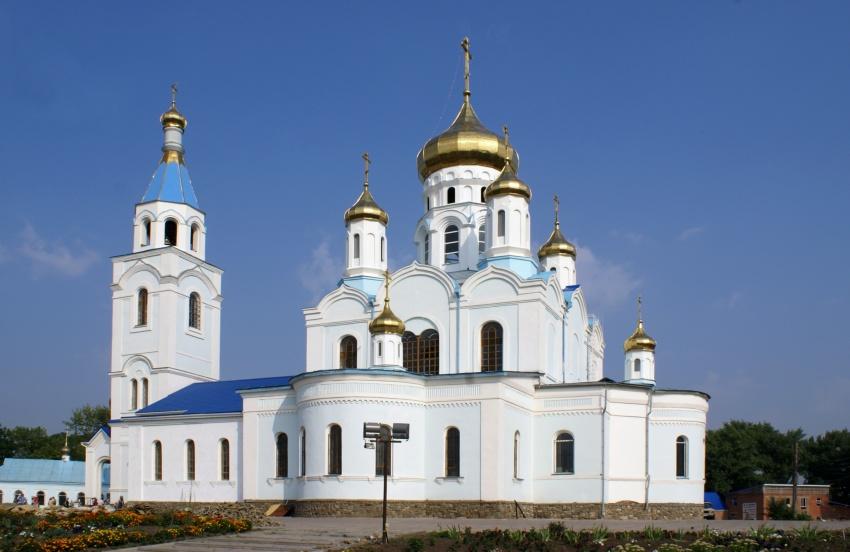 Покровский Кафедральный собор в г. Шахты