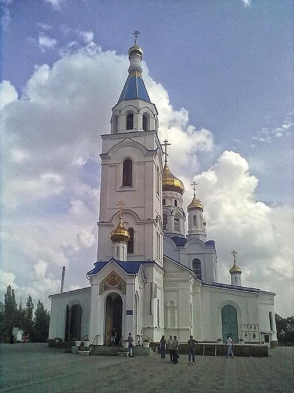 Кафедральный собор Покрова Пресвятой Богородицы, Шахты