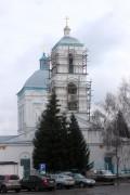Церковь Успения Пресвятой Богородицы - Касторное - Касторенский район - Курская область