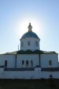 Новотолучеево. Казанской иконы Божией Матери, церковь