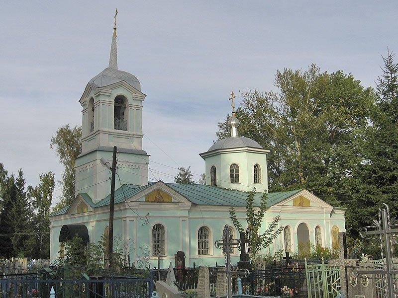 Церковь Марии Магдалины, Дмитриев