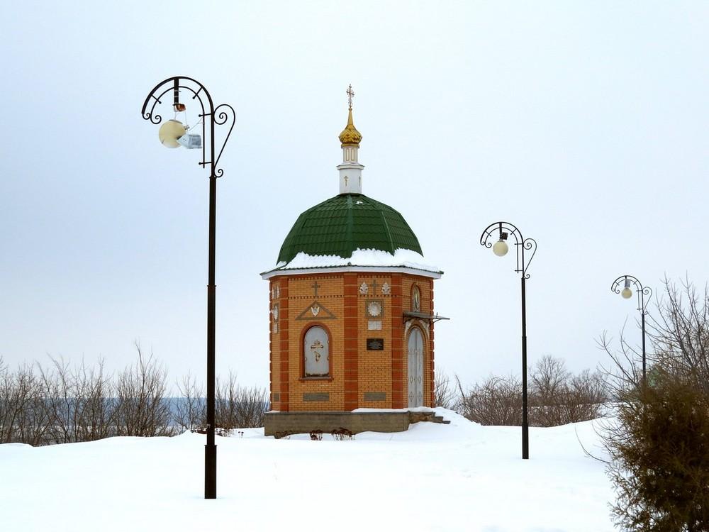 Часовня Иоанна Рыльского, Рыльск