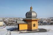 Часовня Антонины великомученицы - Сатка - Саткинский район - Челябинская область