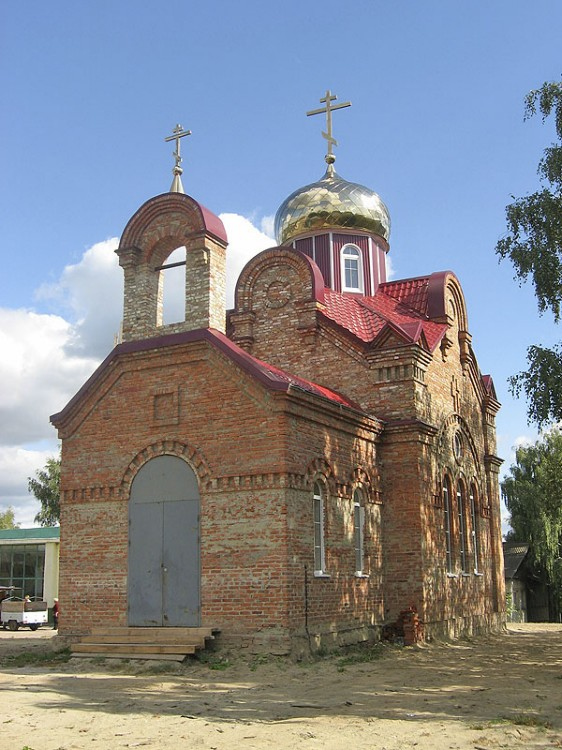 Церковь Димитрия Солунского, Дмитриев