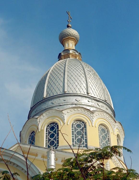Кафедральный собор Казанской иконы Божией Матери, Феодосия