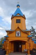 Ишим. Покрова Пресвятой Богородицы, церковь