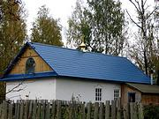 Церковь Успения Пресвятой Богородицы - Будогощь - Киришский район - Ленинградская область