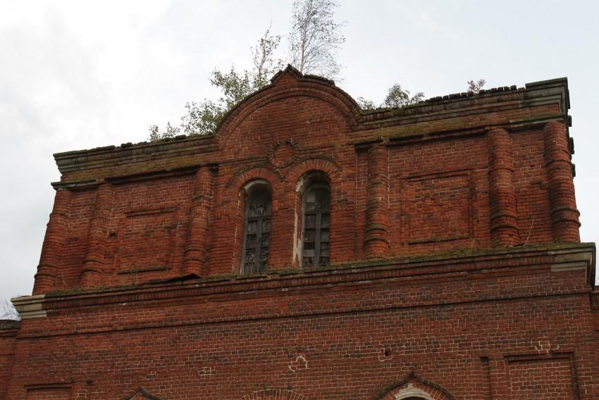 Церковь Спаса Преображения, Токарево