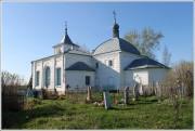 Церковь Воскресения Христова - Воскресенское - Ильинский район - Ивановская область