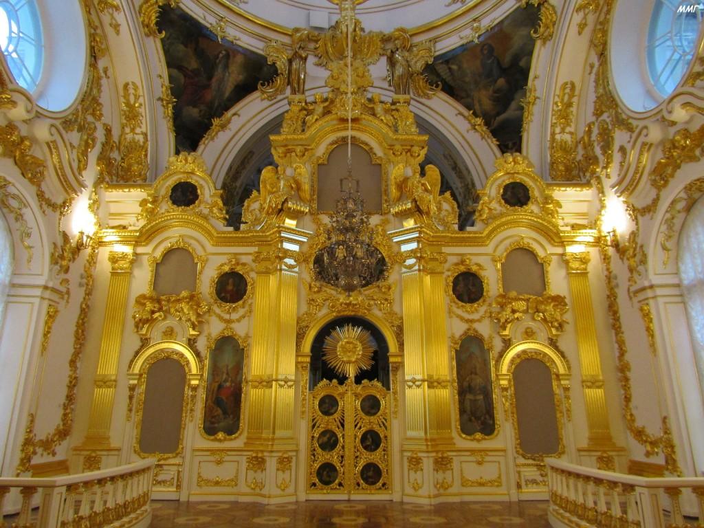 Собор Спаса Нерукотворного Образа в Зимнем дворце, Санкт-Петербург