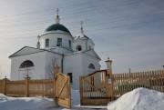 Церковь Покрова Пресвятой Богородицы - Шила - Сухобузимский район - Красноярский край