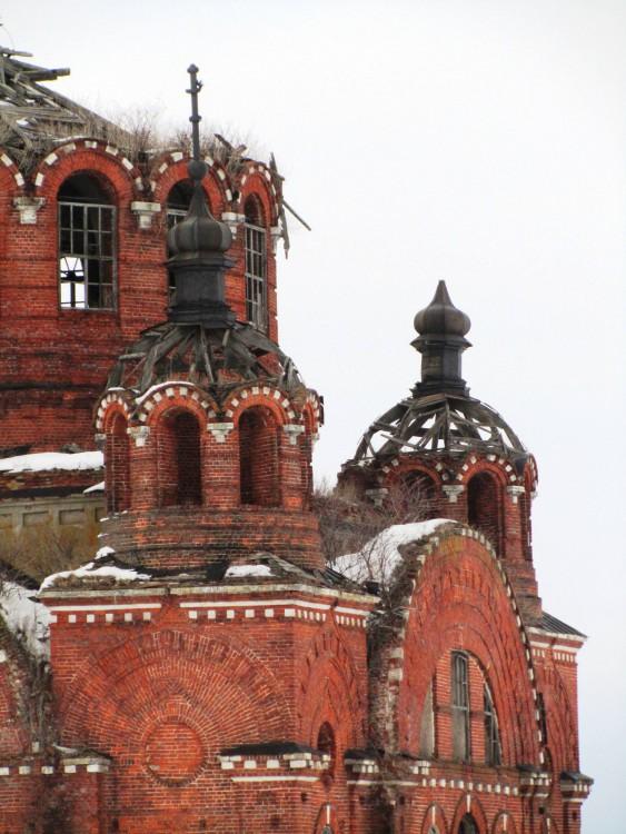 Церковь Богоявления Господня близ села Большое Ляхово