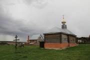 Церковь Димитрия Донского - Глебово-Городище - Рыбновский район - Рязанская область