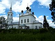 Церковь Воскресения Христова - Карабаново - Красносельский район - Костромская область