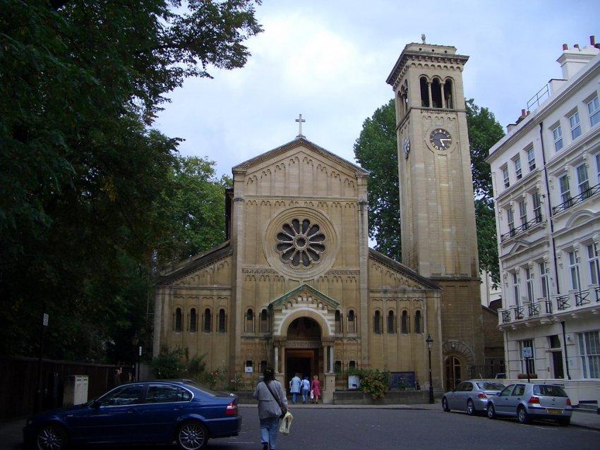Кафедральный собор Успения Пресвятой Богородицы и Всех Святых, Лондон
