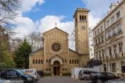 Лондон. Успения Пресвятой Богородицы и Всех Святых, кафедральный собор
