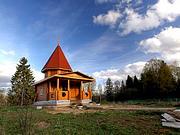 Неизвестная церковь - Погост Ильи Пророка - Селижаровский район - Тверская область