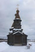 Неизвестная церковь - Вертково - Клинский район - Московская область