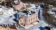 Пощупово. Иоанно-Богословский монастырь. Собор Успения Пресвятой Богородицы