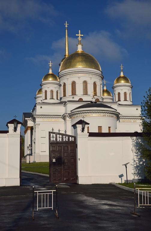 Александро-Невский Ново-Тихвинский монастырь, Екатеринбург
