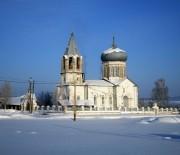 Церковь Спаса Нерукотворного Образа - Спас-Барда - Кишертский район - Пермский край