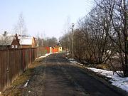 Часовня Александра Свирского - Зеленково - Истринский район - Московская область