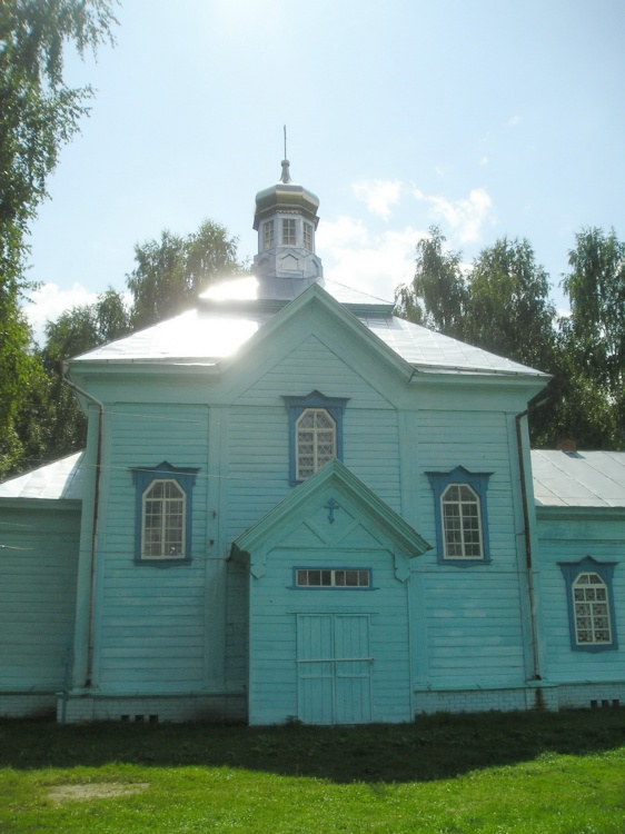 Церкви нижегородская область