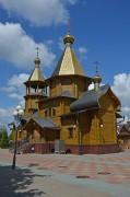 Церковь Георгия Победоносца - Белгород - г. Белгород - Белгородская область
