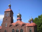 Церковь Георгия Победоносца - Уфа - г. Уфа - Республика Башкортостан