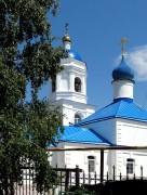 Церковь Донской иконы Божией Матери (новая) - Грачи - Енотаевский район - Астраханская область