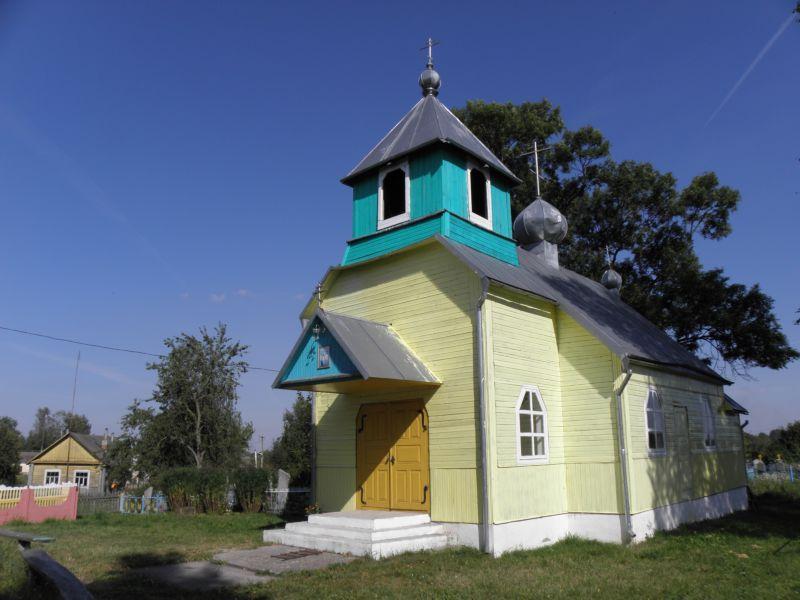 Церковь Воскресения Христова, Великая Слобода