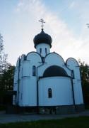 Жабино. Ксении Петербургской, церковь
