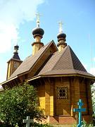 Церковь Спаса Преображения - Великовское - Лысковский район - Нижегородская область