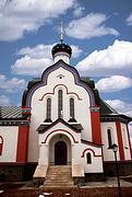 Церковь Покрова Пресвятой Богородицы - Красное - Хвастовичский район - Калужская область
