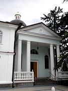 Церковь Иверской иконы Божией Матери - Сочи - г. Сочи - Краснодарский край