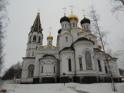 Церковь Александра Невского - Княжье Озеро - Истринский район - Московская область