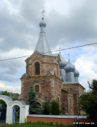 Церковь Николая Чудотворца - Старые Габы - Мядельский район - Беларусь, Минская область