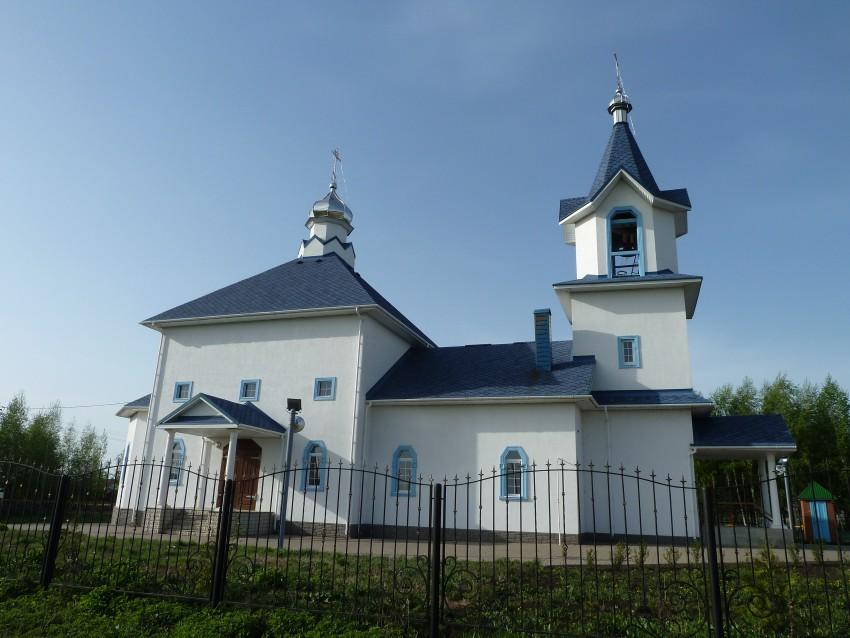Церковь Воздвижения Креста Господня, Воздвиженка