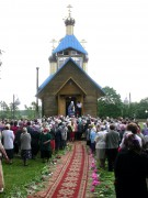 Церковь Собора Белорусских святых - Любань - Вилейский район - Беларусь, Минская область