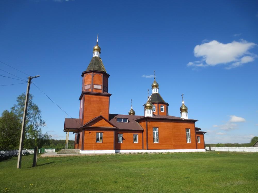 Церковь Николая Чудотворца, Полонка