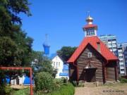 Слоним. Серафима Жировицкого, церковь