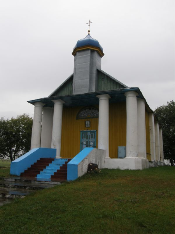 Церковь Параскевы Пятницы, Стародевятковичи