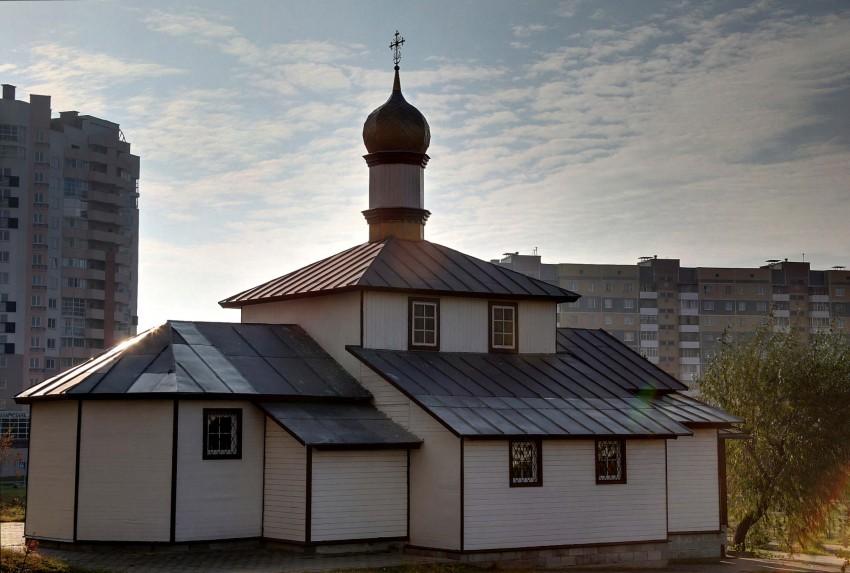 Церковь Андрея Первозванного, Витебск