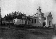 Церковь Афанасия Брестского - Альбертин - Слонимский район - Беларусь, Гродненская область
